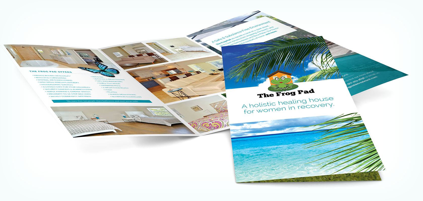 The Frog Pad Brochure