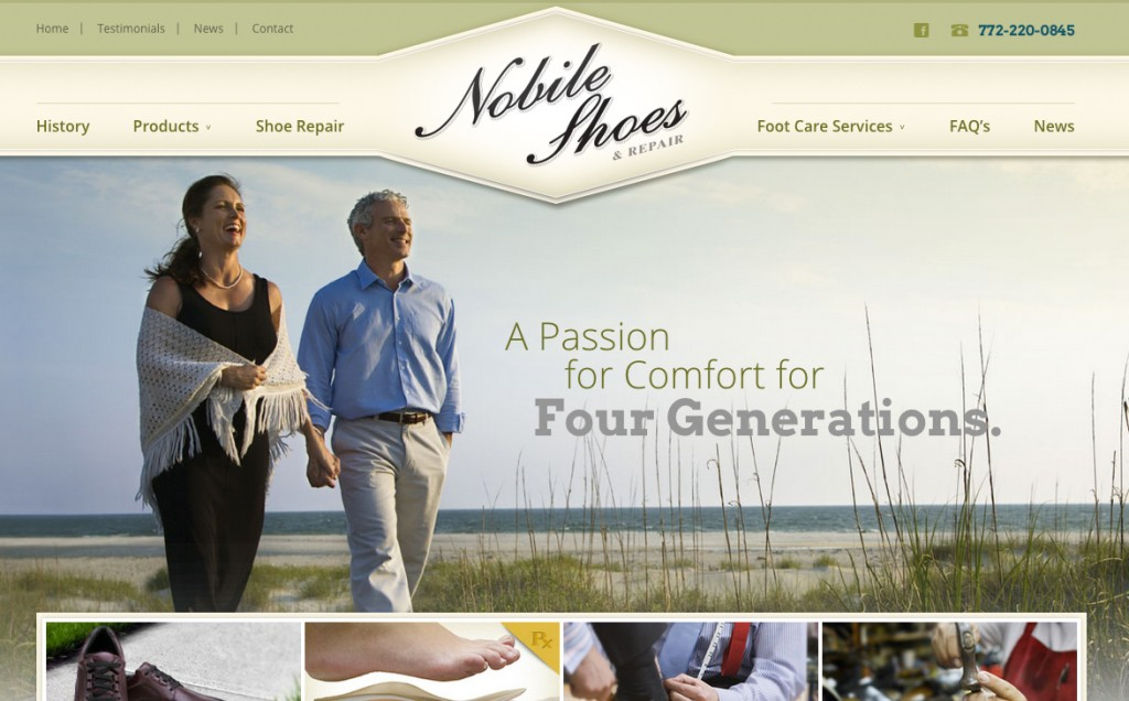 Nobile Shoe Repair Stuart Fl